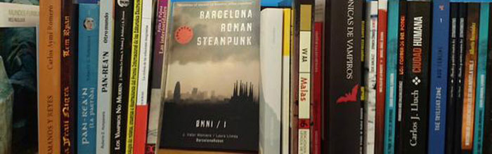 Barcelona Roman Steampunk available at Gigamesh